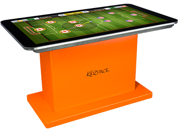 Kidzpace Touch2Play Interactive Play Table - Family Entertainment Table