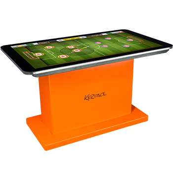 Kidzpace Touch2Play Family Entertainment Table - Interactive Play Table