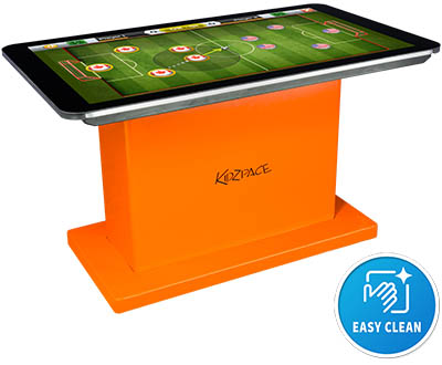 Kidzpace Family Entertainment Table - Interactive Play Table