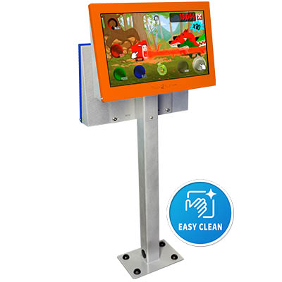 Multi-Mount/Post Mount for Touch2Play or Euro Metal