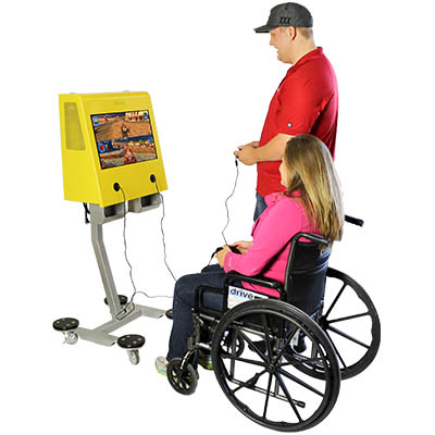 Mobility Options - Kidzpace Mobile Cart