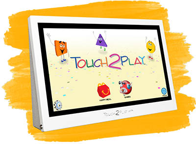 Touch2Play Max